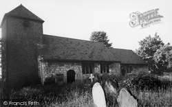 Fulford, The Old Church c.1960
