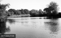 Fulford, The River c.1960