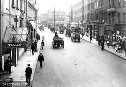 Fulham, Broadway c.1905