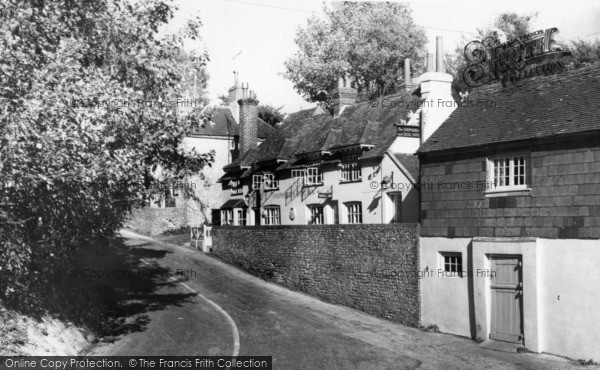 Photo of Fulking, Shepherd And Dog Inn c.1950