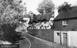 Fulking, Shepherd And Dog Inn c.1950