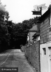 Fulking, Shepherd And Dog Inn c.1960
