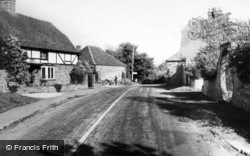 Fulking, The Village c.1950