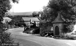 Fulking, The Village c.1960
