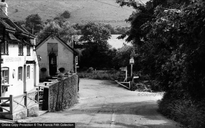 Photo of Fulking, The Village c.1965