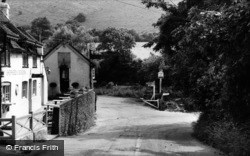 Fulking, The Village c.1965