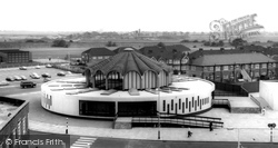 The Library c.1965, Fullwell Cross