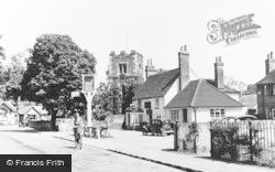 Fulmer, Village c.1950