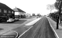 Beech Drive c.1960, Fulwood