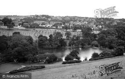 Forge Dam 1954, Fulwood