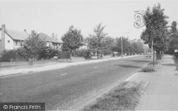 Garstang Road c.1960, Fulwood