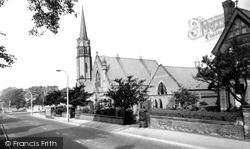 The Methodist Church c.1960, Fulwood