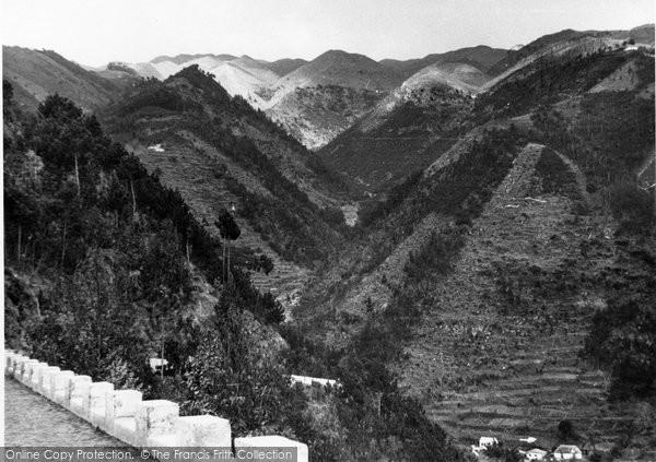 Photo of Funchal, Curral Das Freiras c.1955