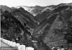 Funchal, Curral Das Freiras c.1955