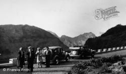 Funchal, Curral Das Freiras Road Above St Antonio c.1955