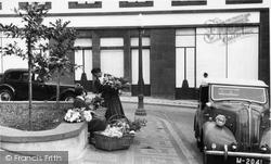 Funchal, Flower Sellers c.1955