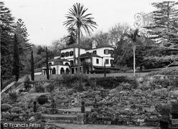 Funchal, Quinta Do Palheiro (Blandy Mansion) c.1955
