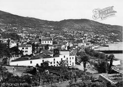 Funchal, Veita Tivada De Santa Catharina c.1955