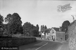 Funtington, The Village 1953