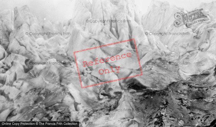 Photo of Furka, Glacier c.1935