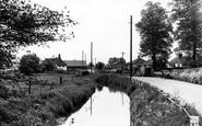 Fyfield, Dunmow Road c1950