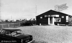 Fylingdales, Flask Café c.1960, Fylingdales Moor