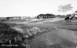 Fylingdales, Flask Cafe c.1960