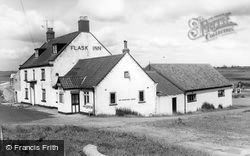 Fylingdales, Flask Inn c.1960, Fylingdales Moor