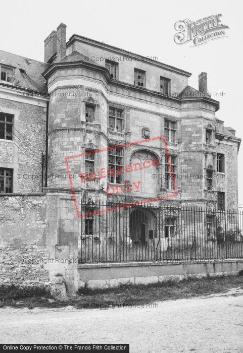 Photo of Gaillon, Château De Gaillon 1964