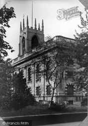 Gainsborough, All Saints Church c.1955