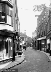 Bridge Street c.1955, Gainsborough