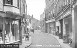 Gainsborough, Bridge Street c.1955