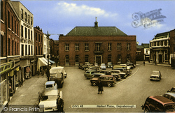Market Place c.1960, Gainsborough