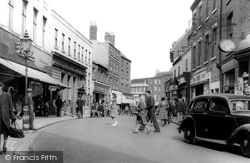 Gainsborough, Silver Street c.1950