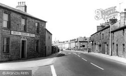 Galgate, Main Road c.1960
