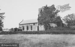 Galgate, St John's Church c.1960
