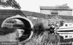 The Bridge c.1960, Galgate