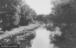 The Canal c.1960, Galgate