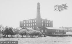 The Mill c.1960, Galgate