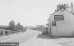 Galgate, The Plough Inn c.1960