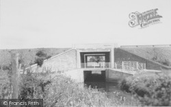 Galgate, The Triple Bridge c.1960