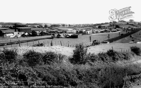 Photo of Galgate, the Village c1960