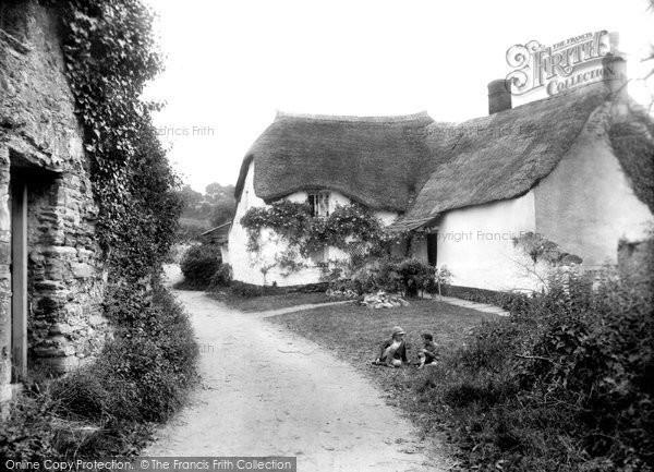 Photo of Galmpton, Village 1927, ref. 79897