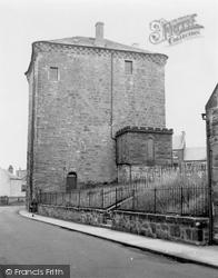 Galston, Barr Castle 1951