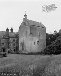 Galston, Cessnock Castle 1951