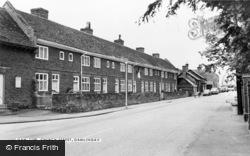 Gamlingay, Church Street c.1965