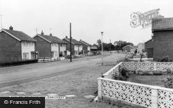 Gamlingay, Dolphins Way c.1965