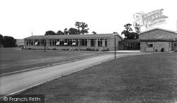 Gamlingay, The College c.1965