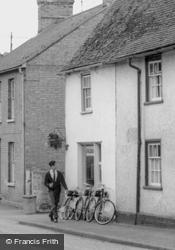 Walking On Church Street c.1965, Gamlingay