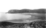 Oban, Ganavan Sands 1903
